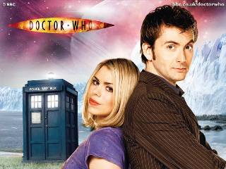 New Dr Who