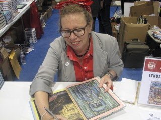 SDCCI, Lynda Barry