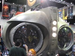 SDCCI Day 1, Watchmen Exterior