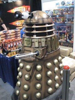 SDCCI Day 1, Dalek