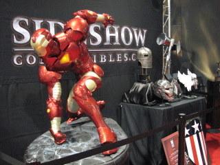 SDCCI, Sideshow
