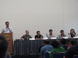 SDCCI, Podcast Panel
