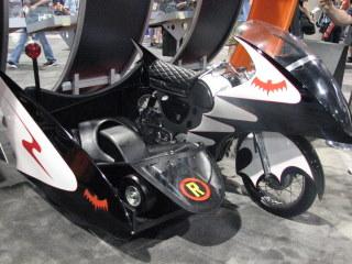 SDCCI, Batcycle