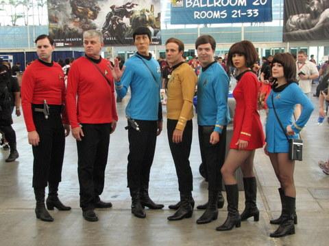 2009 SDCC Crew