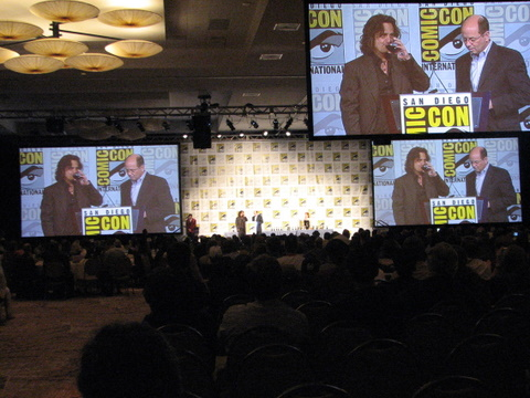 2009 SDCC Eisner Awards