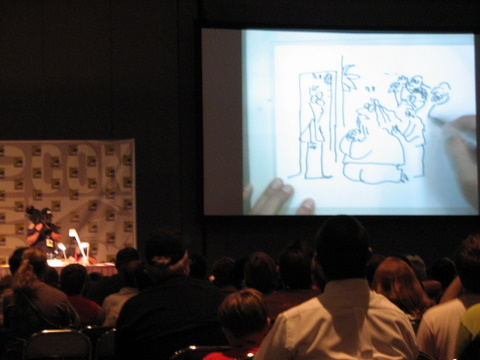 2009 SDCC Quick Draw